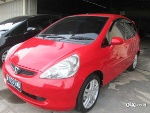 Foto Honda Jazz Idsi At 2005 Merah