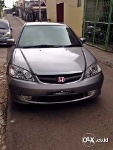 Foto Honda Civic Vtis 2004 / Over Kredit