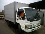 Foto Isuzu elf nhr nkr 55 100 ps free box bak