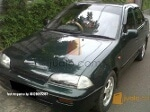 Foto Suzuki esteem 1.6 th 1993 warna hijau tua metalik