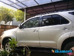 Foto Fortuner 2007 G LUX AT