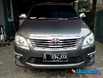 Foto Dijual Grand New Kijang Innova 20112--- Grey...