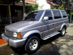 Foto Panther Sporty th 1996 silver metalik, milik...