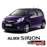 Foto All new sirion termurah. Your smart move