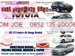 Foto Toyota best promo maret 2013. Cek this out.