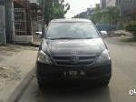 Foto Toyota Kijang Innova E Th 2007 Manual Hitam