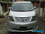 Foto Toyota Alphard TYPE ASG 2.4 facelift 2008...