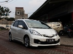 Foto Honda all new jazz rs a/t 2011 putih (new model)