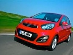 Foto KIA Picanto MT/AT tahun 2012