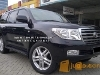 Foto Toyota LANDCRUISER UK Diesel 2010 Hitam 3Tv...