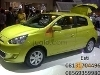 Foto New compact city car mirage 2014 ready discount