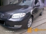 Foto Toyota Vios G manual th. 2004 hitam metalik...