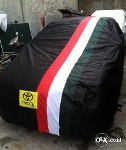 Foto Tudung (selimut) Mobil Custome / Car Cover