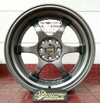 Foto 2nd rep velg SSR Type C R17