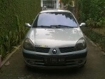 Foto Renault Clio MT 2003 Limited Edition