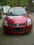 Foto For sale suzuki swift st M/T istimewa 2009...