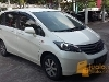 Foto Honda freed sd at 1.5 putih. Tahun 2012