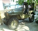 Foto Jeep Willys 1947