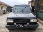 Foto Dijual 1993 Chevrolet Trooper