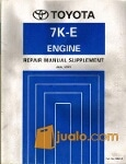 Foto Manual Book Kijang Kapsul / Krista Mesin 7K-E