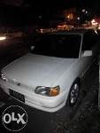 Foto Toyota starlet limited