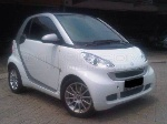 Foto Dijual Smart For Two Pure Coupe (2011)