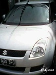 Foto Suzuki Swift St Manual Silver 2009