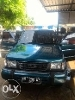 Foto ISUZU PANTHER Hi Sporty Manual Diesel 1997 plat DR