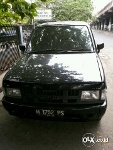 Foto Panther Pick Up Wrna Hitam, Istimewa