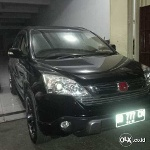 Foto All New Cr-v 2. Occ Manual Facelift Model...