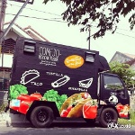 Foto Food Truck (Ready To Use)