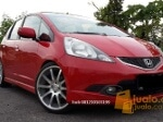 Foto HONDA JAZZ RS 2008/2009 RED 1st hand istimewa