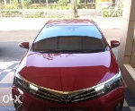 Foto Toyota All New Altis 2014 (nov)