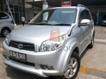 Foto Toyota rush s at 1.5 silver mulus,