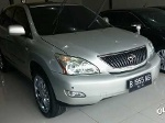 Foto Toyota Harrier 3.0 4wd Th 2003 Silver Matic