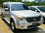 Foto Ford Everest 2010 Silver Disel Matic