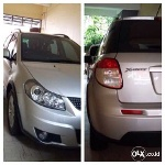 Foto Sx4 X Over 2010 At Silver New Model 137 Nego