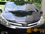 Foto For Sale Toyota Avanza G Manual 2012 Hitam Metalik