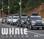 Foto Roof Box Whale Carrier, Roof Boxnya Para...
