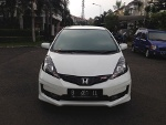 Foto WTS Honda Jazz RS AT 2013 White Putih