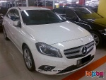 Foto Mercy A200 AT th. 2013 White KM 4rb an