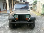 Foto Jeep Cj7 Facelift Wrangler Yj