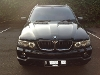 Foto Bmw x5 3.0 exe at hitam th. 2005 FACELIFT,...