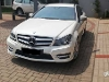 Foto Mercedes-benz C250 Coupe Amg White 2012 W204