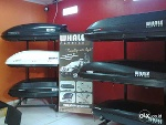 Foto Bagasi Atap Mobil Roofbox Whale