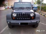 Foto Jeep Wrangler Sport Unlimited 4d 3.8 At 4x4...