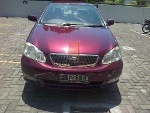 Foto Toyota Altis 1.8 G Matic Th 2003 warna merah...