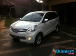 Foto Jual Avanza 1.3 G at th 2013 Putih New Model