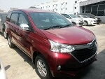 Foto Grand new avanza merah maroon ready stock dp...