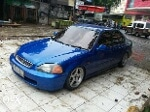 Foto Civic ferio m/t modif